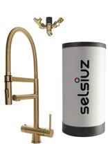 Selsiuz Selsiuz XL Gold met Combi Extra (Combi+) boiler