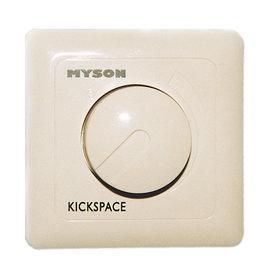 Kickspace Kickspace Traploze toerenregelaar wit