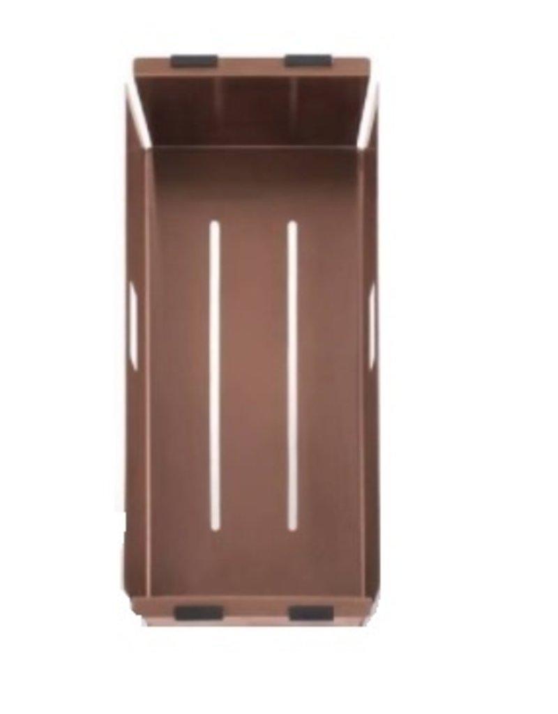 Lanesto Lanesto Urban Copper / Koper inzetbakje voor spoelbak