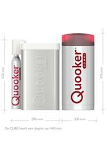 Quooker Quooker CUBE met FLEX Chroom en Combi 2.2 reservoir