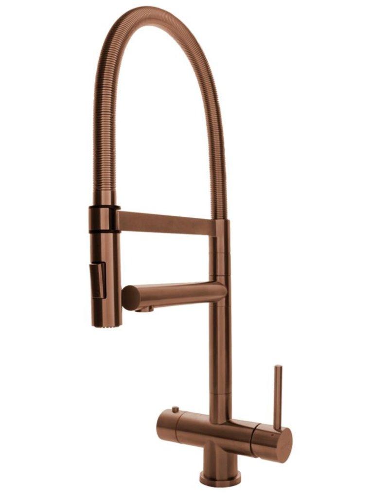 Selsiuz Selsiuz XL Copper / Koper met TITANIUM Combi (Extra) boiler
