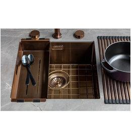 Lanesto Lanesto Urban Copper / Koper 613 40x40 spoelbak