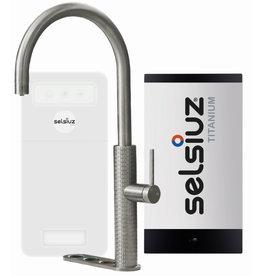 Selsiuz Selsiuz by Gessi 5 in 1 RVS met TITANIUM Solo boiler en Cooler