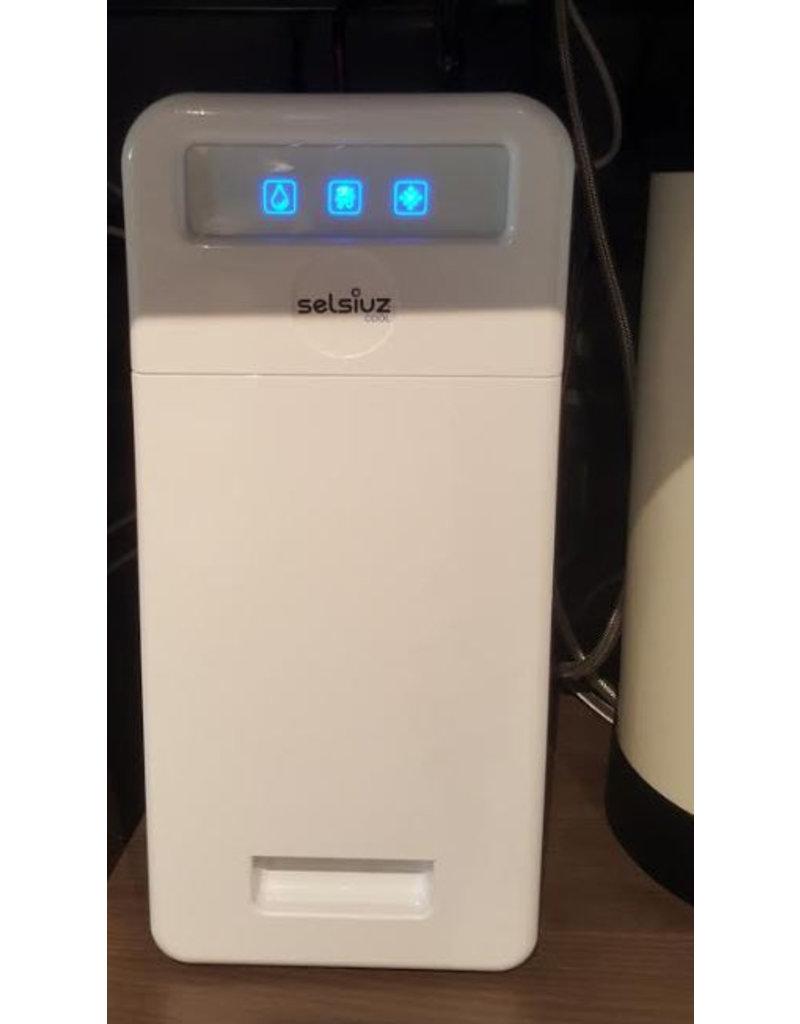 Selsiuz Selsiuz by Gessi 5 in 1 RVS met TITANIUM Single boiler en Cooler