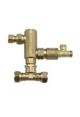 Selsiuz Selsiuz by Gessi 5 in 1 RVS met TITANIUM Combi boiler en Cooler