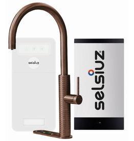 Selsiuz Selsiuz by Gessi 5 in 1 Copper / Koper met Solo boiler en Cooler