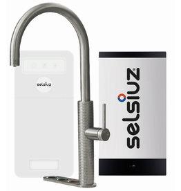 Selsiuz Selsiuz by Gessi 5 in 1 RVS met Solo boiler en Cooler