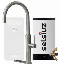Selsiuz Selsiuz by Gessi 5 in 1 RVS met Combi extra(combi+) boiler en Cooler