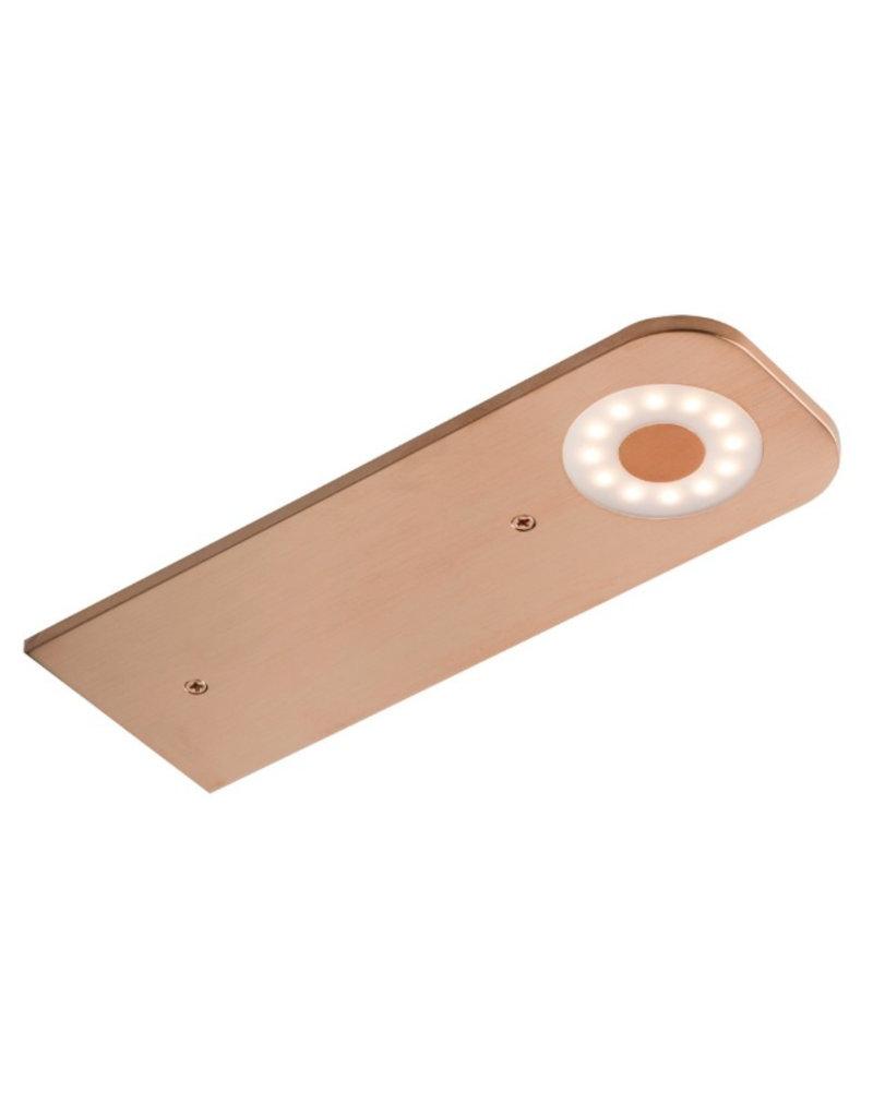 Lanesto Lanesto Ischia ledverlichting Copper met Zigbee set van 1 ledspot