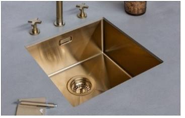 Gold / Goud Lanesto spoelbak