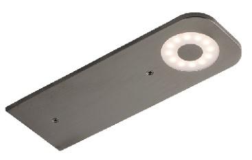 Gun Metal Lanesto ledverlichting
