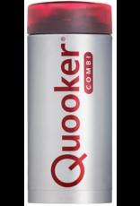 Quooker Quooker CUBE met Twintaps Nordic Round Chroom en COMBI 2.2 reservoir
