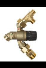 Selsiuz Selsiuz Unlimited 5-in-1 Rond Inox (RVS) met TITANIUM Combi (Extra) boiler en Cooler