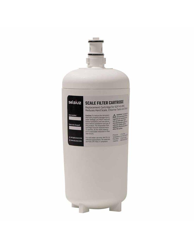 Selsiuz Selsiuz Premium kalkfilter (NIEUW) vervangingsfilter