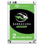 Seagate HDD  Barracuda 2TB - 3.5inch - 7200RPM - 64MB - SATA