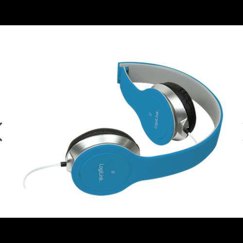 Logilink LogiLink Stereo Headset met Microphone