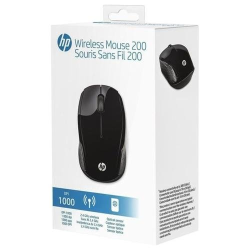Hewlett Packard draadloze muis 200