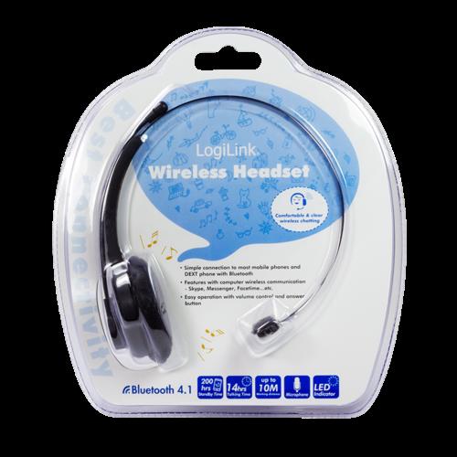 Logilink Mono Headset Bluetooth