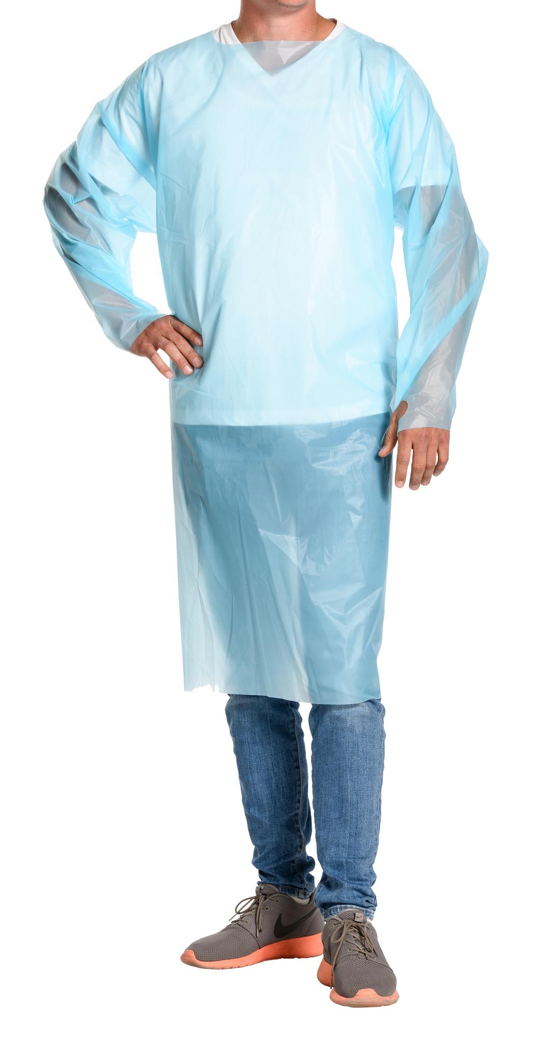 Bescherming tegen vuil en vocht/vloeistoffen!uniseks & 1 maat