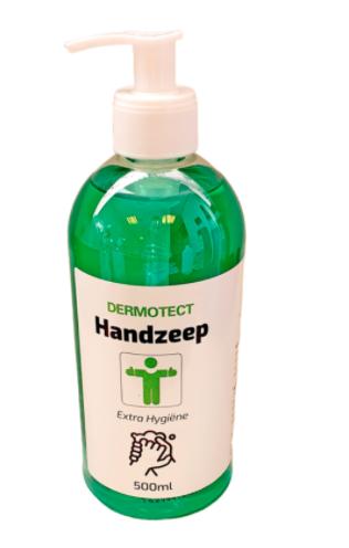 Ideaal voor dagelijks reiniging van de handen!500 ml