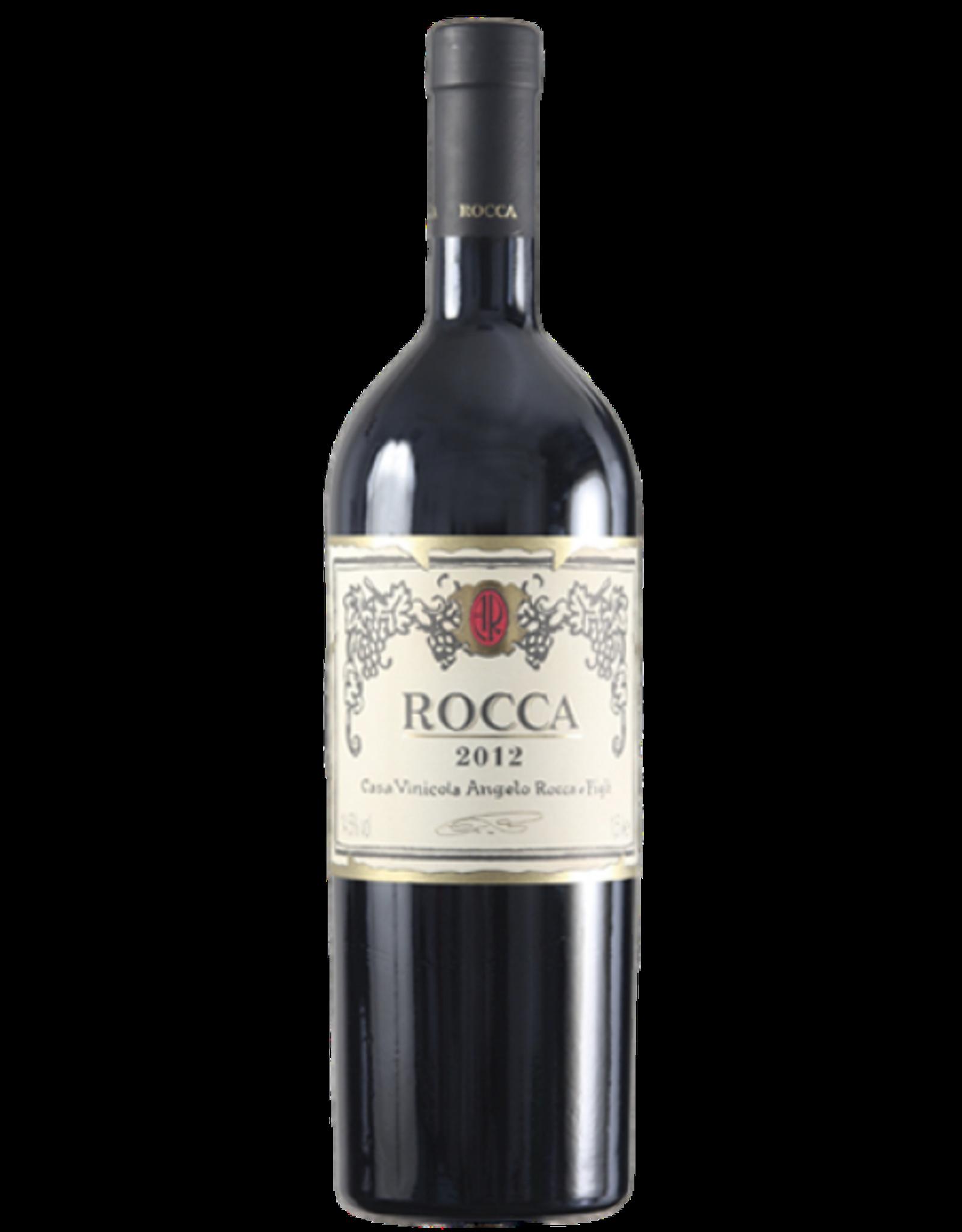 Rocca Rocca di Rocca Salento Rosso IGT 2012