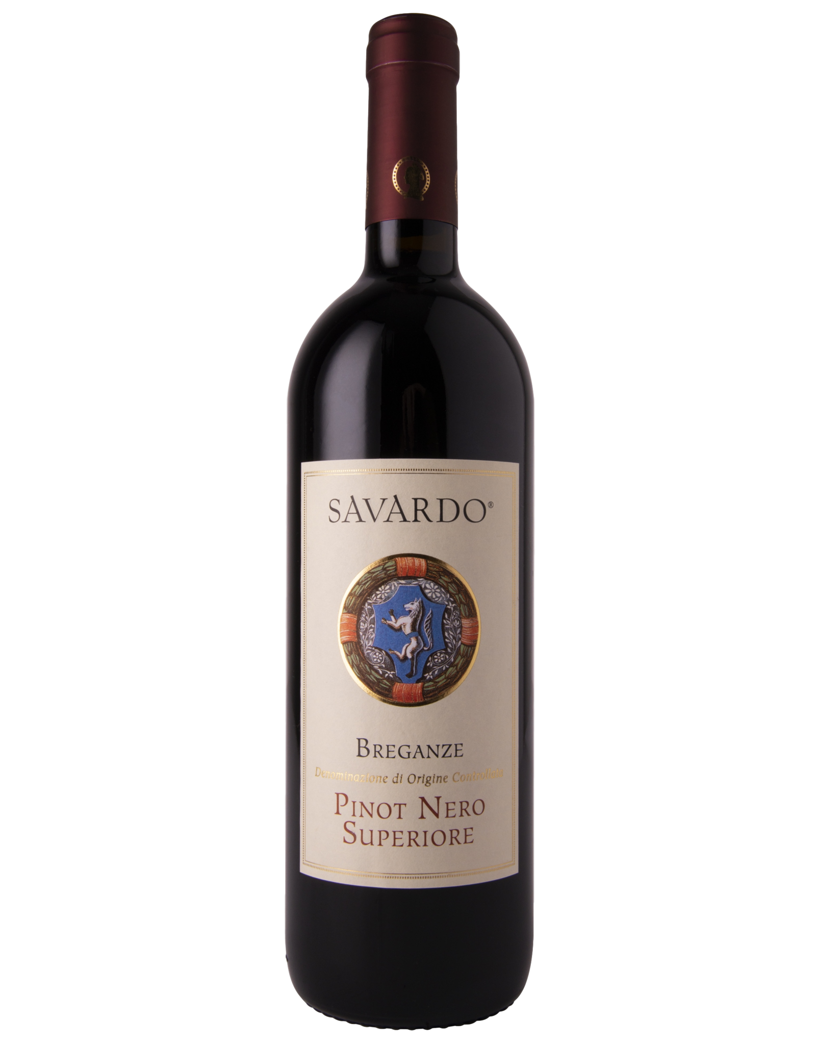 Beato Bartolomeo Savardo Pinot Nero Superiore Breganze DOC 2016