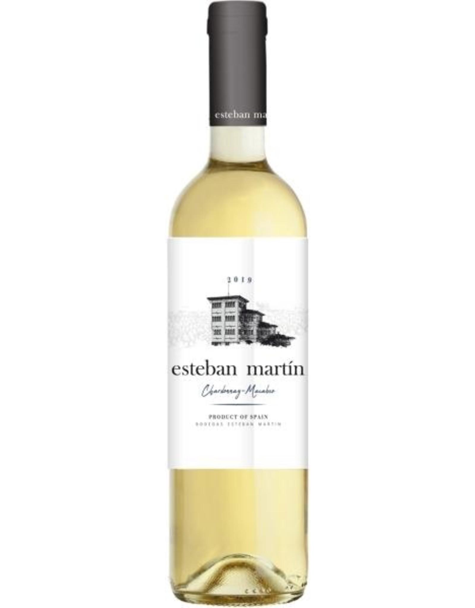 Esteban Martin Chardonnay - Macabeo