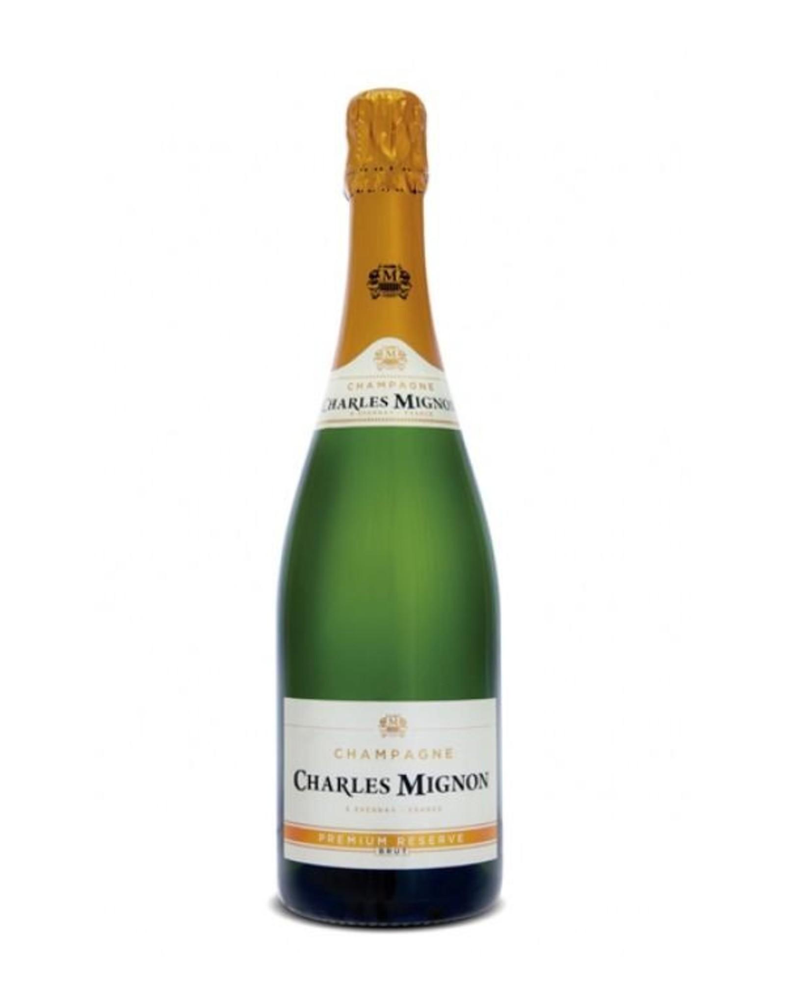 Charles Mignon Premium Reserve Champagne