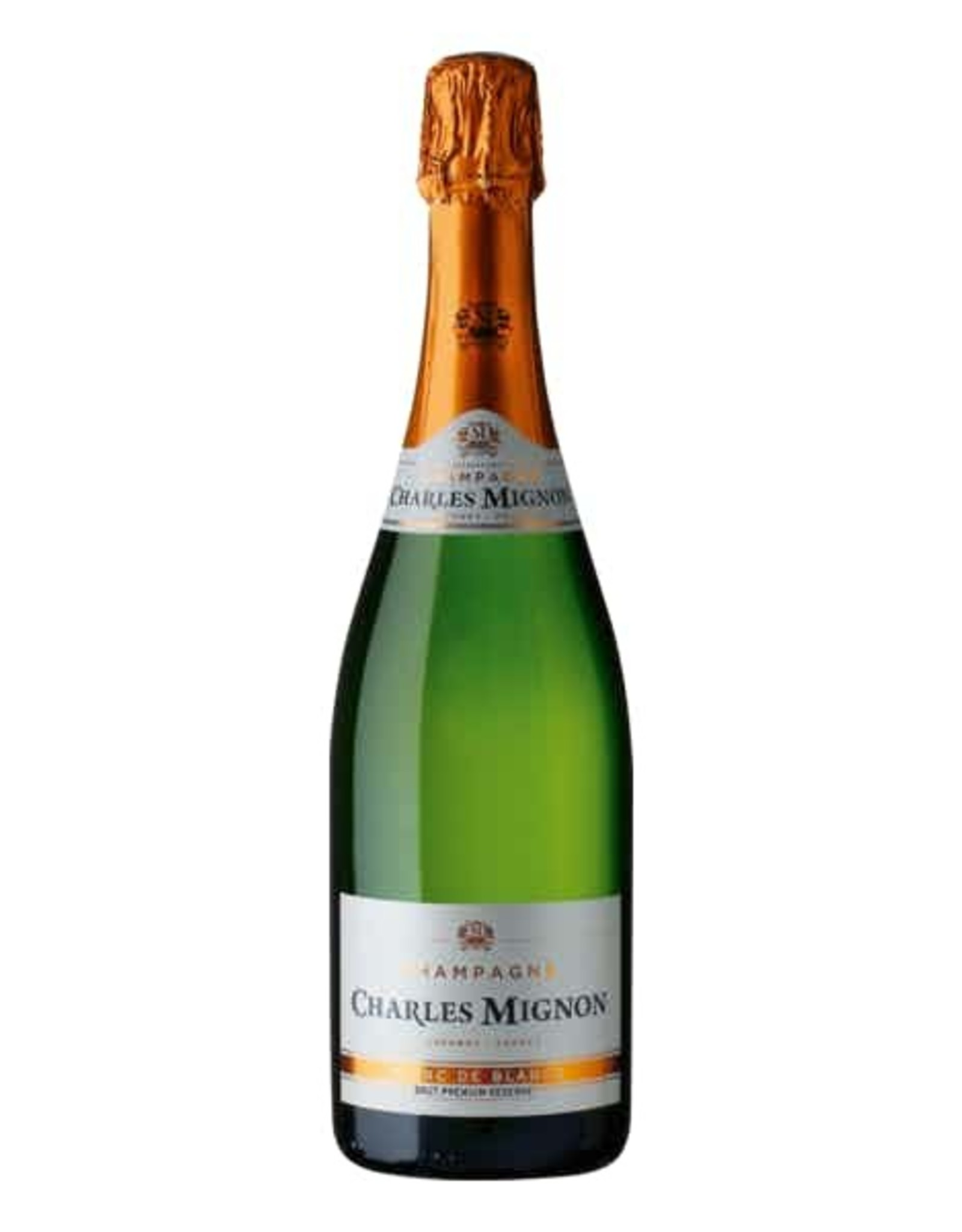 Charles Mignon Blanc de Blanc Champagne