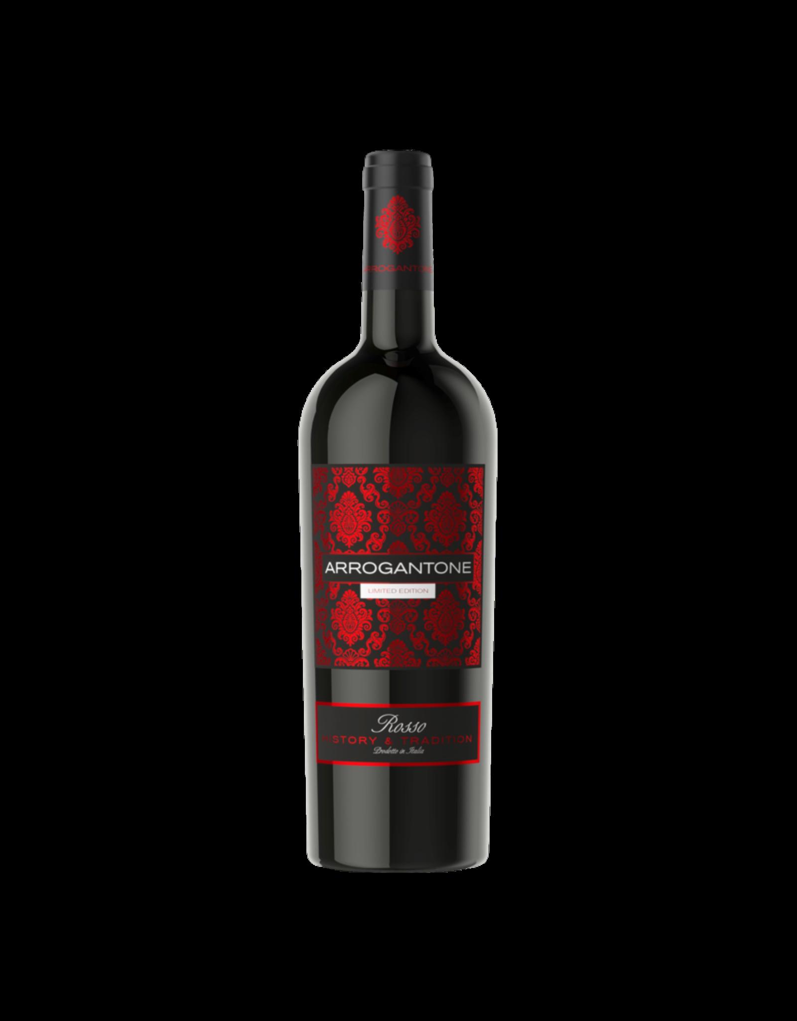 Famiglia Falorni (Agricole Selvi) Arrogantone Rosso d'Italia Limited Edition