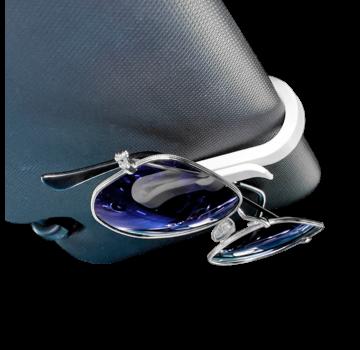 Umake Sunvisor Glasses Holder