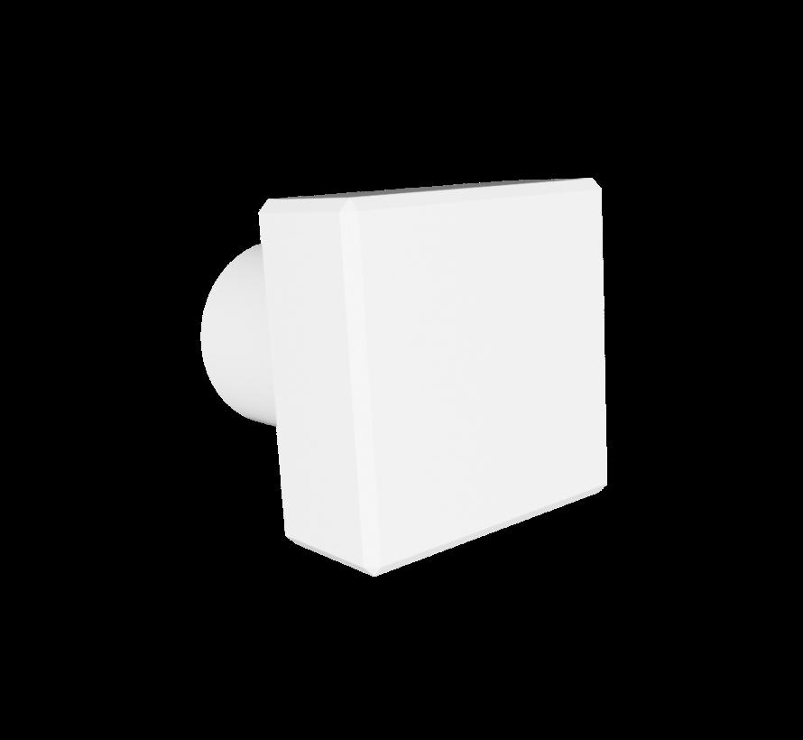 Doorknob with square shape