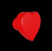 Umake Deurknop Heart