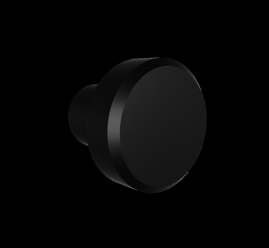 Deurknop met kleine ronde handgreep (30mm)