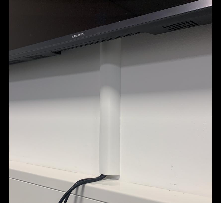 Modulaire Kabelgoot | Te bestellen op maat | Overschilderbaar met muurverf