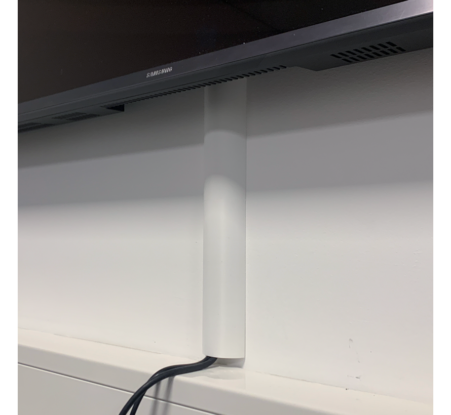 Modular Cable Duct| Custom size available | Paintable with wall paint