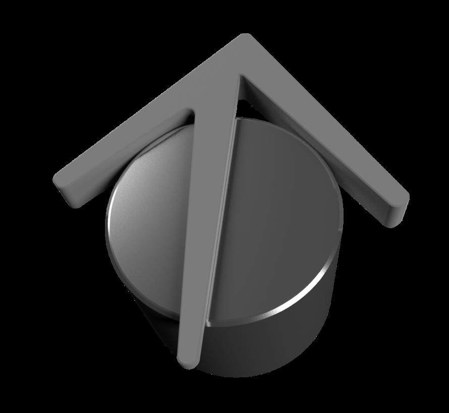 Circular center point finder