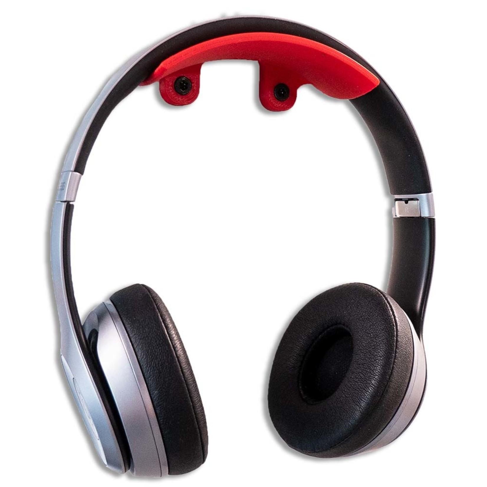 Umake Koptelefoonhouder Curve   Hang je koptelefoon netjes op