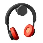 Umake Headphone Wallmount Bolt