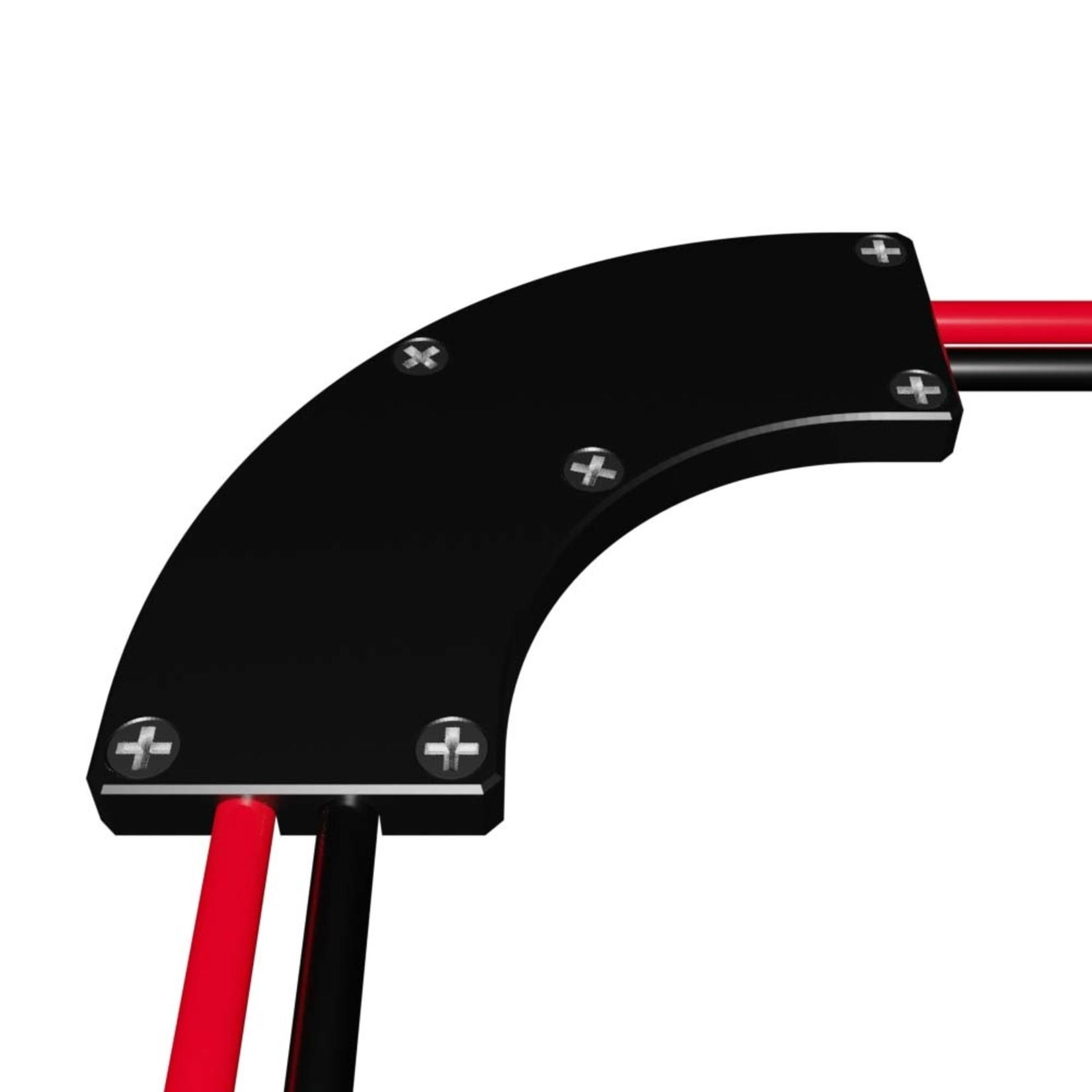 Umake Zonnepaneel draadgeleider bocht | Verschillende draad diktes