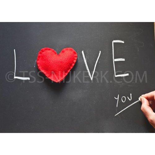 TSS-Nijkerk Love you