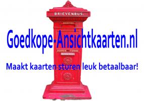 Goedkope-Ansichtkaarten.nl maakt kaarten sturen leuk betaalbaar