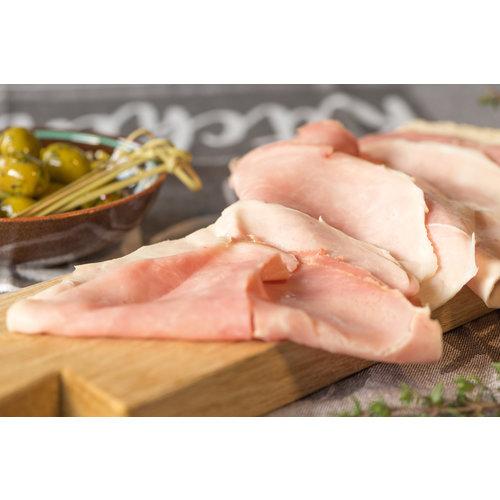 Wroetvarkensvlees Slagers achterham