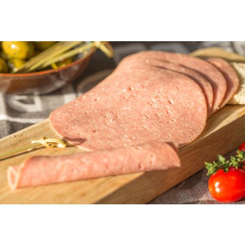 Wroetvarkensvlees Boterhamworst