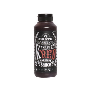 Grate Goods Kansas City Red