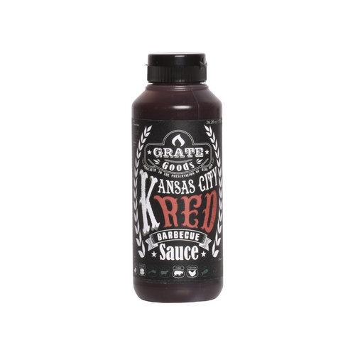 Grate Goods Kansas City Red BBQ Sauce