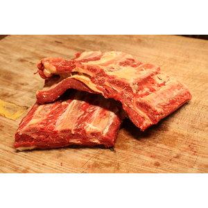 Rundvlees uit de regio Short ribs