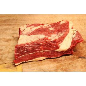 Rundvlees uit de regio Brisket