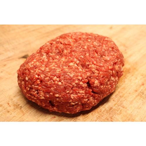 Rundvlees uit de regio Runder gehakt