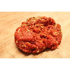 Rundvlees uit de regio Stoganoff gehakt